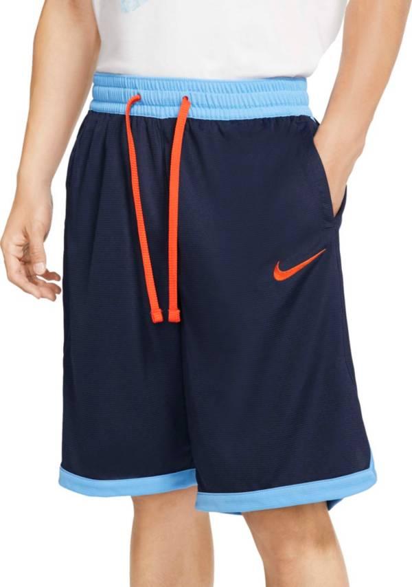 Nike Men's Dry Elite Stripe Basketball Shorts (Regular and Big & Tall) product image