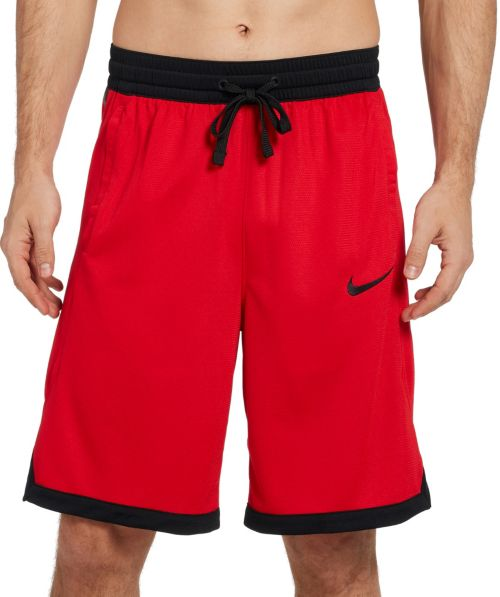 a2af00b8ff01 Nike Men s Dry Elite Stripe Basketball Shorts. noImageFound. Previous