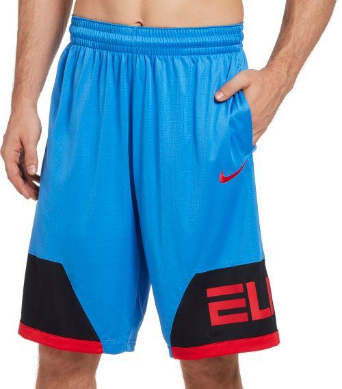 bb71ed63d944fd Nike Men s Dry Elite Block Basketball Shorts