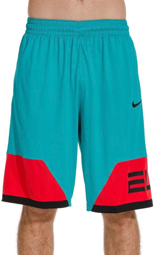 102afe6a Nike Men's Dry Elite Block Basketball Shorts. noImageFound. Previous