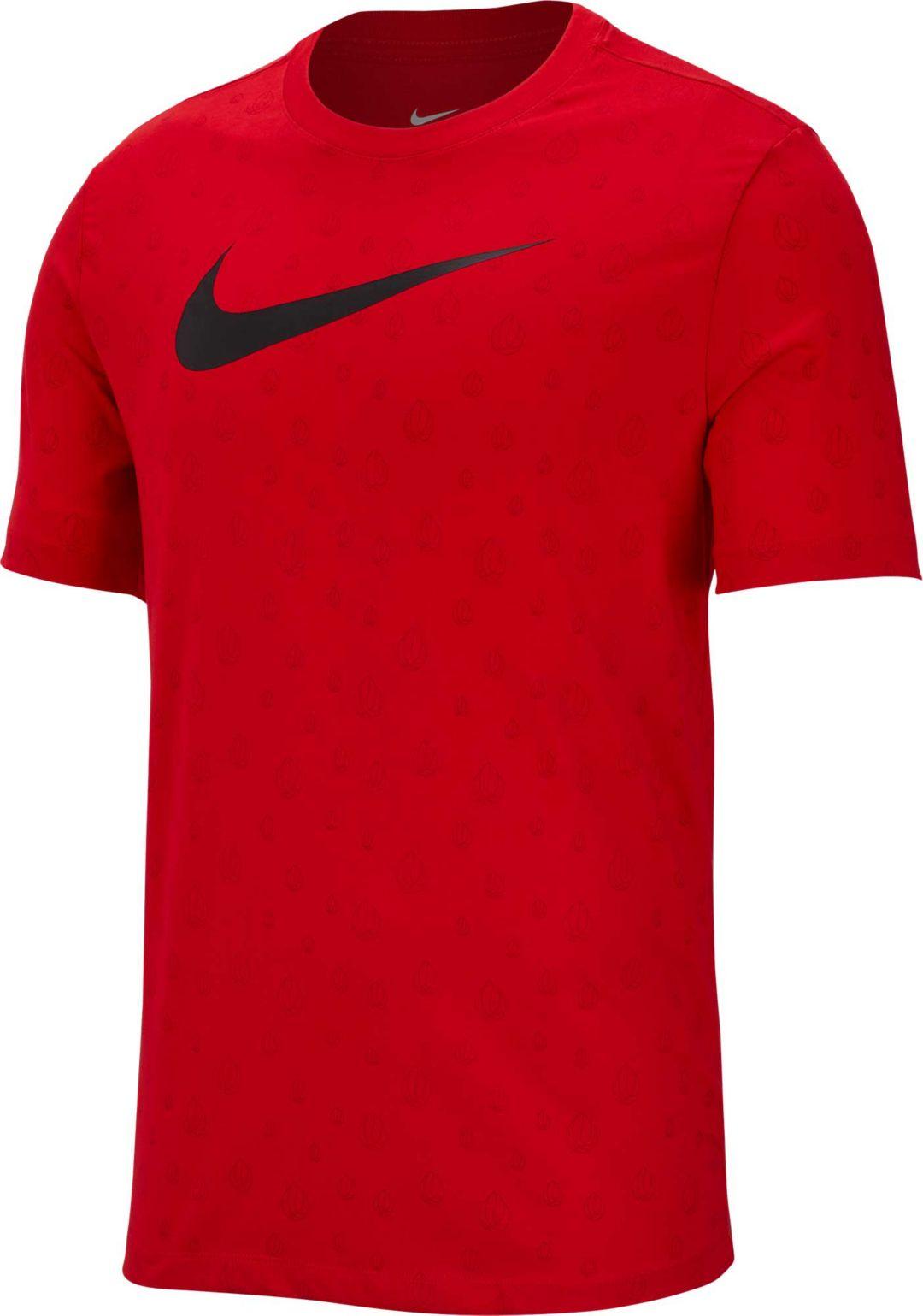 0ea09ab880dcd Nike Men's Raindrop Dri-FIT Graphic Tee | DICK'S Sporting Goods
