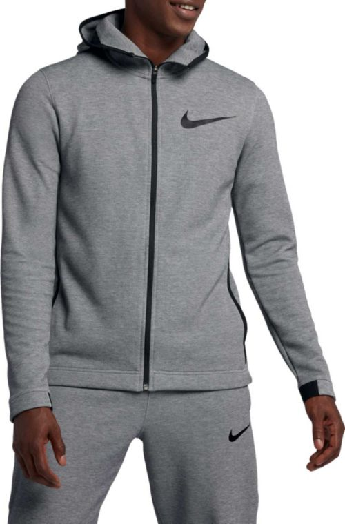 Nike Men s Dry Showtime Full-Zip Hoodie. noImageFound. Previous 8e7d2ab54