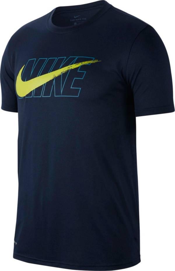 Nike Men's Dry Legend Swoosh Graphic Tee product image