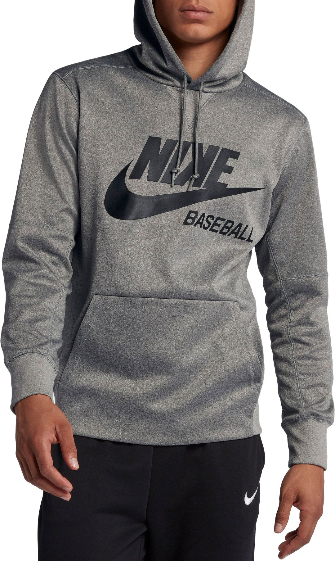 release date 60d55 0eb9e Nike Men s Baseball Pullover Hoodie. noImageFound. Previous