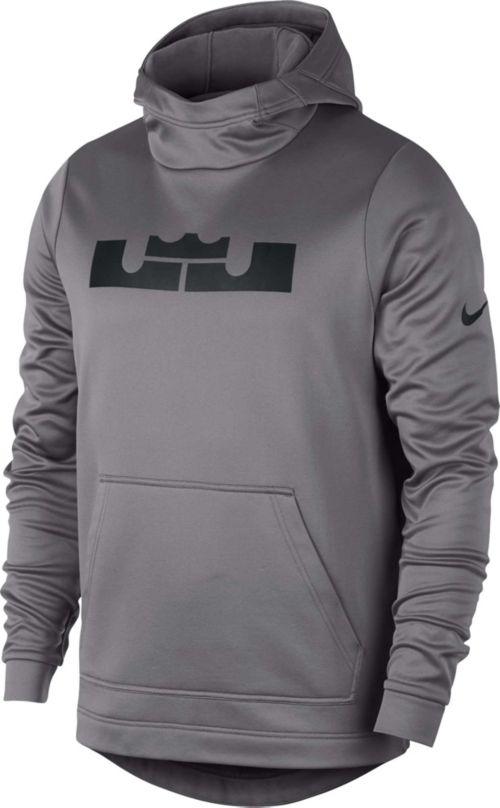 d901c167ee00a Nike Men s LBJ Pullover Hoodie