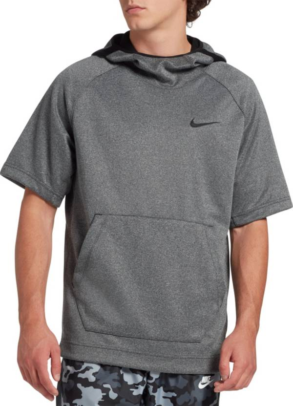 Nike Men's Dri-FIT Spotlight Short Sleeve Hoodie product image