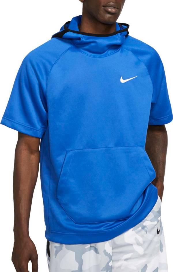 Nike Men's Dri-FIT Spotlight Short Sleeve Hoodie product image