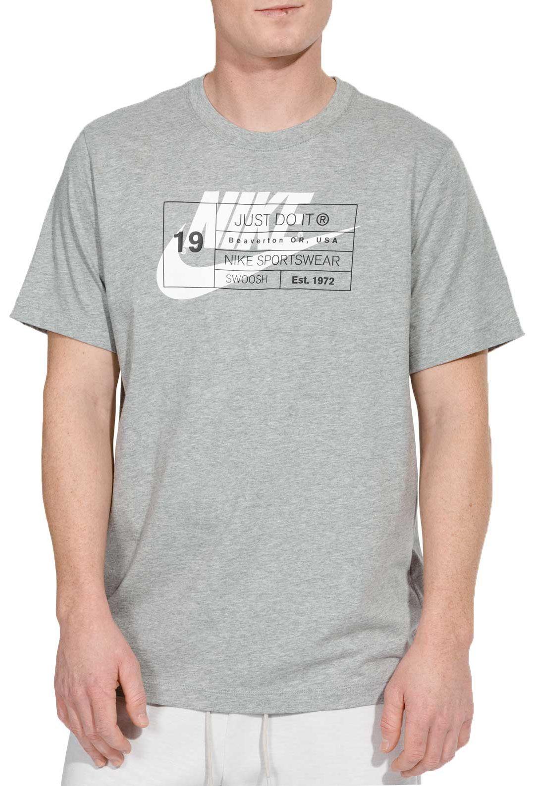 3a3ae71fa4c4 Nike Men's Sportswear Story Graphic Tee. noImageFound. Previous