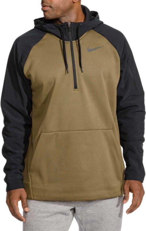 eb7fdbe768 Nike Men's Therma Utility Fleece 1/4 Zip Pullover. noImageFound. Previous. 1