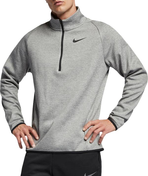 Nike Men's Therma 1/4 Zip Fleece Pullover (Regular and Big & Tall) product image