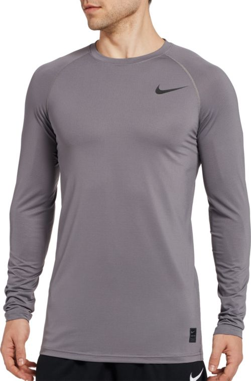 ba0d8c930 Nike Men's Pro Long Sleeve Compression Tee. noImageFound. Previous