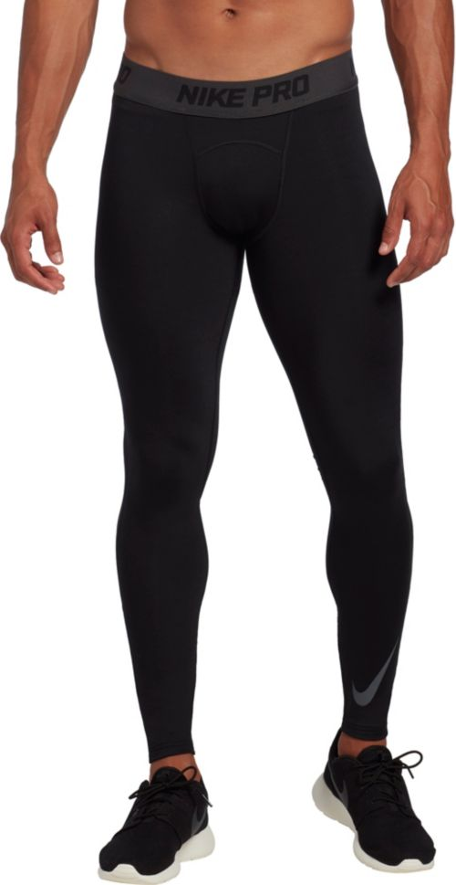 a135b6e90d1d6 Nike Men's Pro Therma Compression Tights   DICK'S Sporting Goods