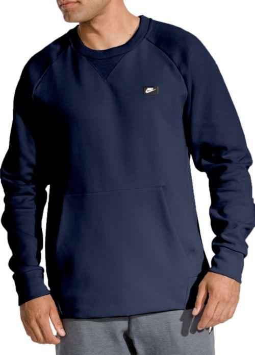 c9de6608 Nike Men's Sportswear Optic Crewneck Pullover | DICK'S Sporting Goods