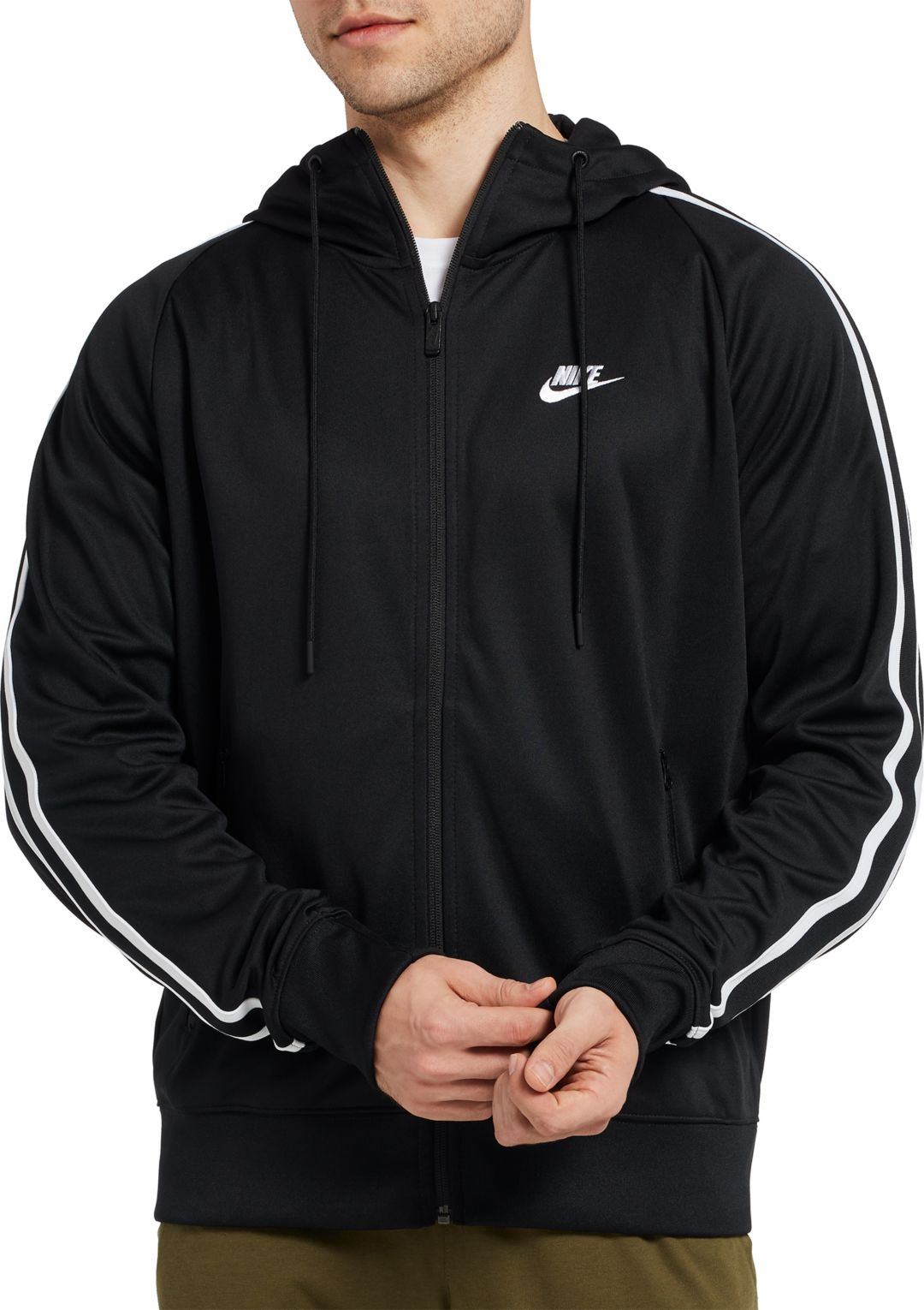 0c7eb9305 Nike Men's Sportswear Tribute Full-Zip Hoodie | DICK'S Sporting Goods