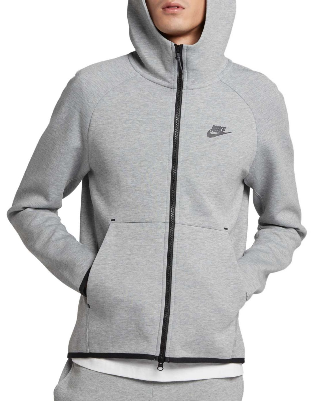 Nike Men's Sportswear Tech Fleece Full Zip Hoodie