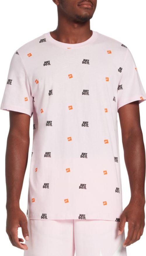 online store bc8c2 08348 Nike Men s Sportswear Just Do It 4 Graphic Tee. noImageFound. Previous