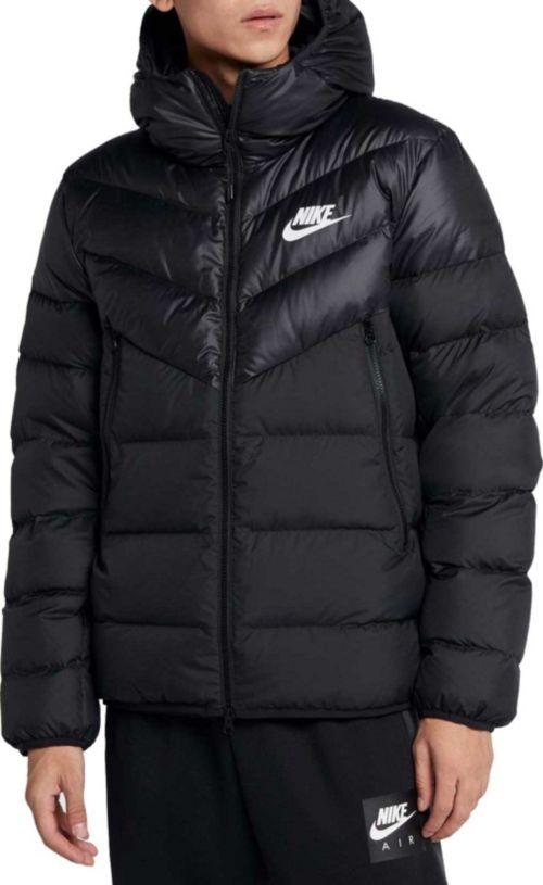 642ceae5a Nike Men s Sportswear Windrunner Down Jacket