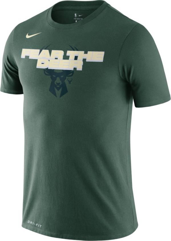 Nike Men's Milwaukee Bucks Dri-FIT Mantra T-Shirt product image