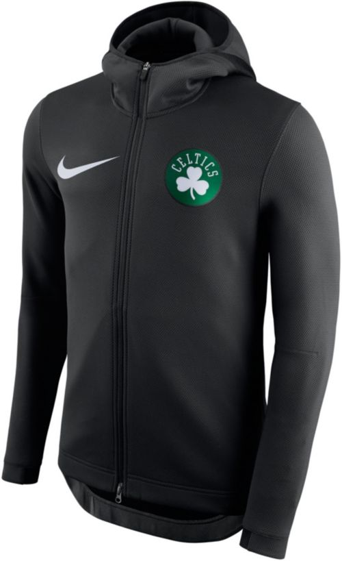 d3187947467 Nike Men s Boston Celtics On-Court Therma Flex Showtime Full-Zip ...