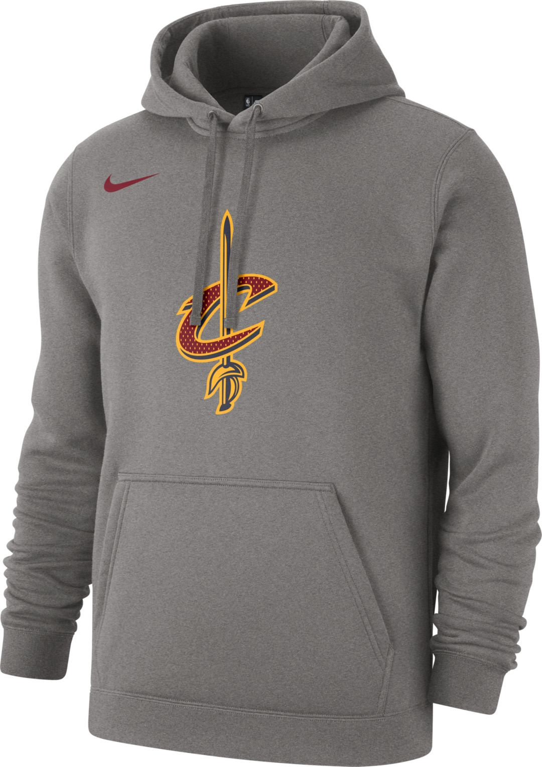 huge selection of 360c5 088a2 Nike Men's Cleveland Cavaliers Pullover Hoodie