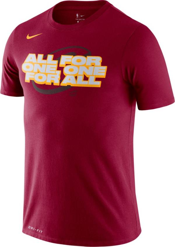 Nike Men's Cleveland Cavaliers Dri-FIT Mantra T-Shirt product image
