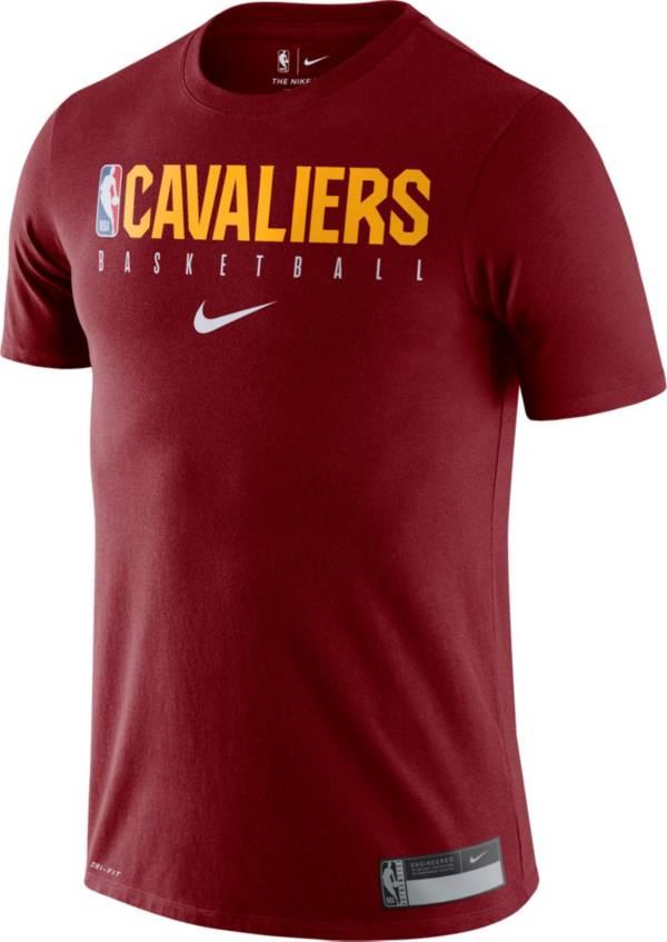 Nike Men's Cleveland Cavaliers Dri-FIT Practice T-Shirt product image
