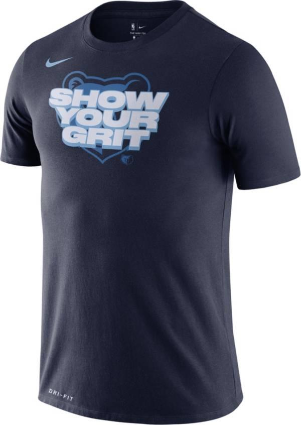 Nike Men's Memphis Grizzlies Dri-FIT Mantra T-Shirt product image