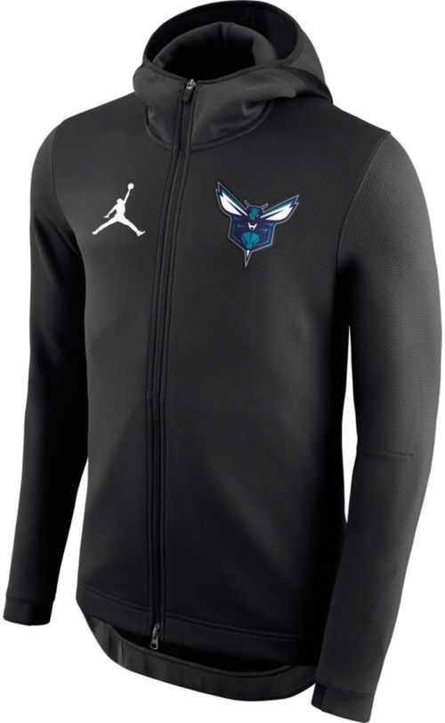 b08b029936bf Jordan Men s Charlotte Hornets On-Court Therma Flex Showtime Full ...