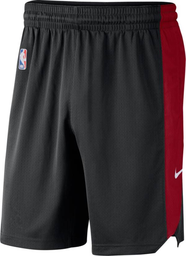 Nike Men's Miami Heat Dri-FIT Practice Shorts product image