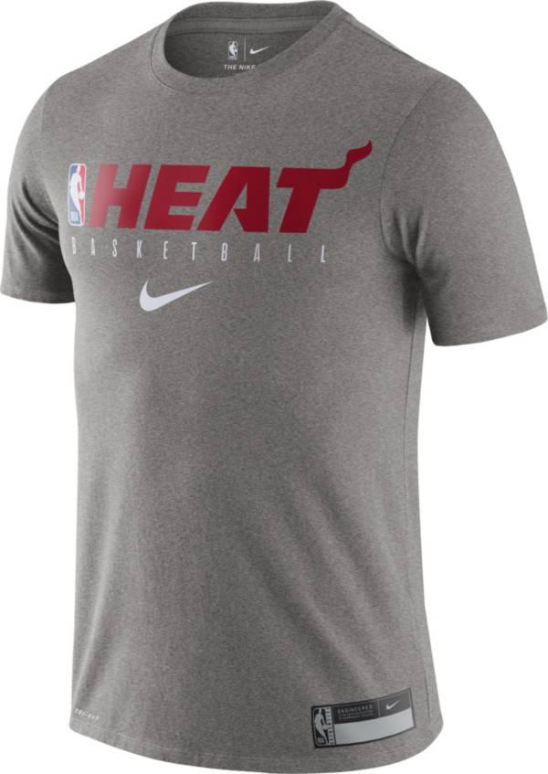 Nike Men's Miami Heat Dri-FIT Practice T-Shirt product image
