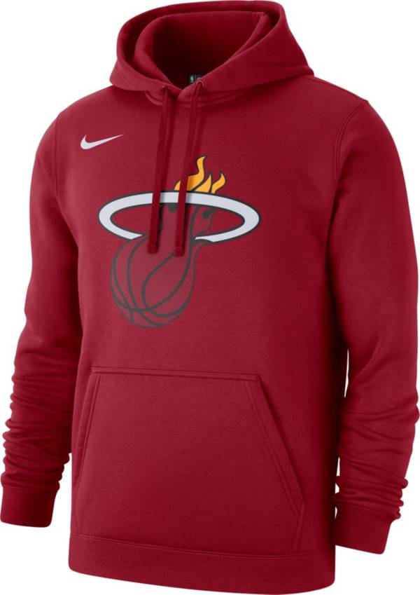 Nike Men's Miami Heat Pullover Hoodie product image