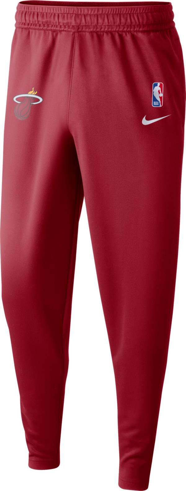 Nike Men's Miami Heat Dri-FIT Spotlight Pants product image