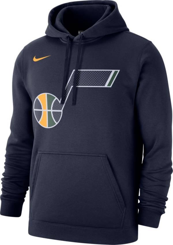 Nike Men's Utah Jazz Pullover Hoodie product image