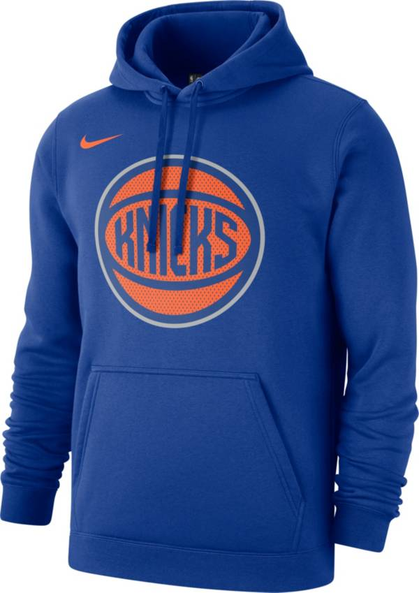 Nike Men's New York Knicks Pullover Hoodie product image