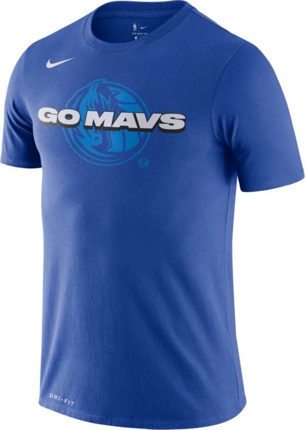 Nike Men's Dallas Mavericks Dri-FIT Mantra T-Shirt product image