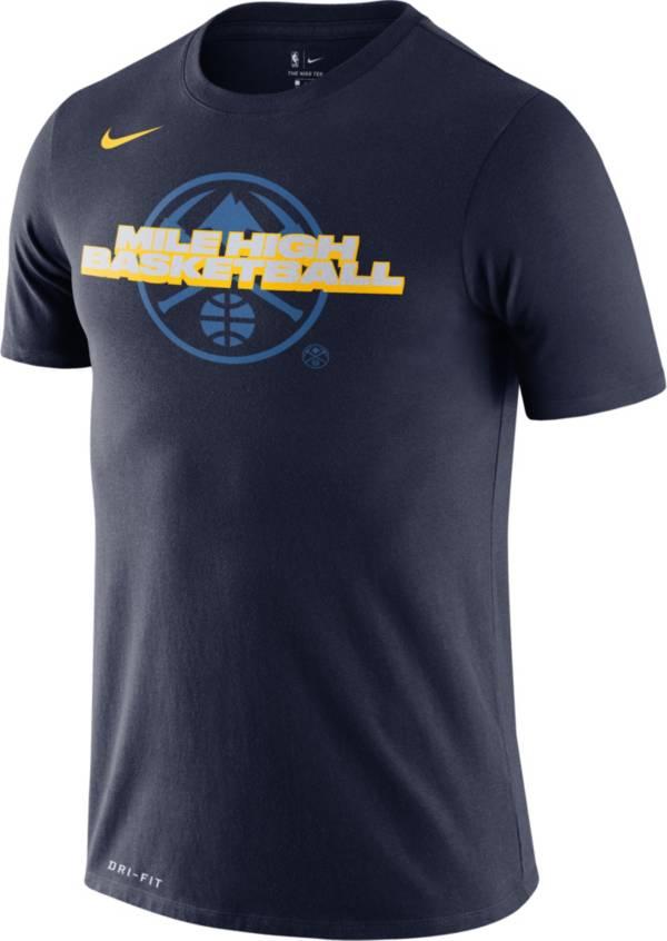 Nike Men's Denver Nuggets Dri-FIT Mantra T-Shirt product image