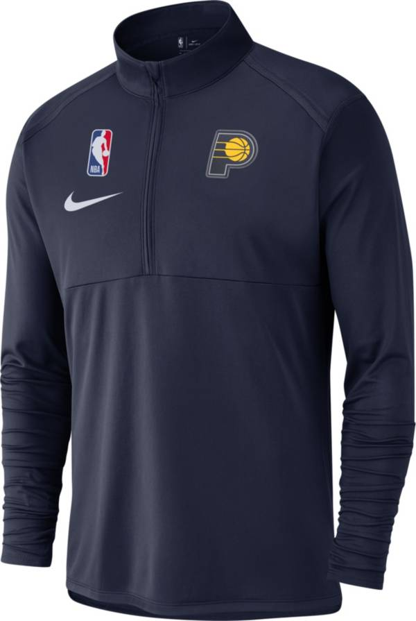 Nike Men's Indiana Pacers Dri-FIT Element Half-Zip Pullover product image