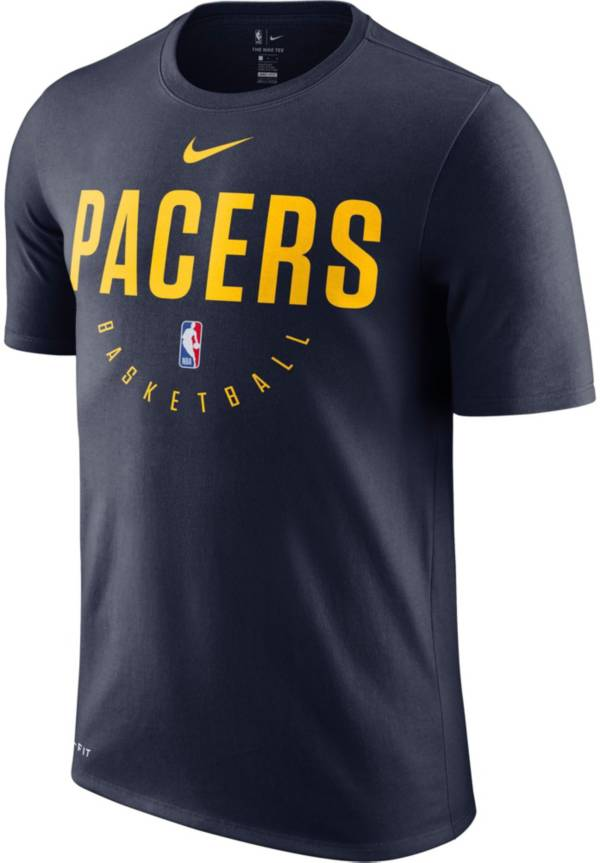 Nike Men's Indiana Pacers Dri-FIT Practice T-Shirt product image