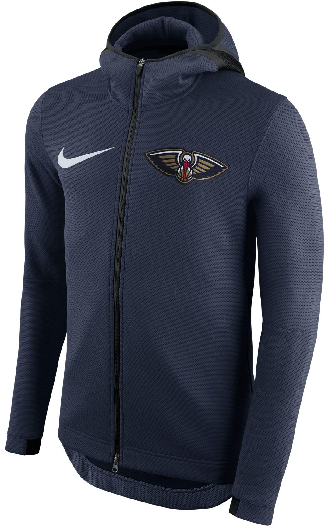 a1b5231e1 Nike Men's New Orleans Pelicans On-Court Therma Flex Showtime Full ...