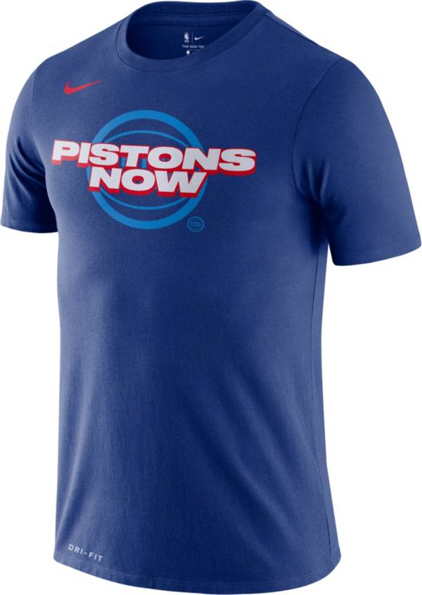 Nike Men's Detroit Pistons Dri-FIT Mantra T-Shirt product image