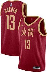 a73ffcd90 Nike Men's Houston Rockets James Harden Dri-FIT City Edition Swingman Jersey