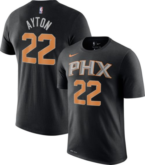 1b14eca93a5 Nike Men s Phoenix Suns DeAndre Ayton  22 Dri-FIT Black T-Shirt.  noImageFound. Previous