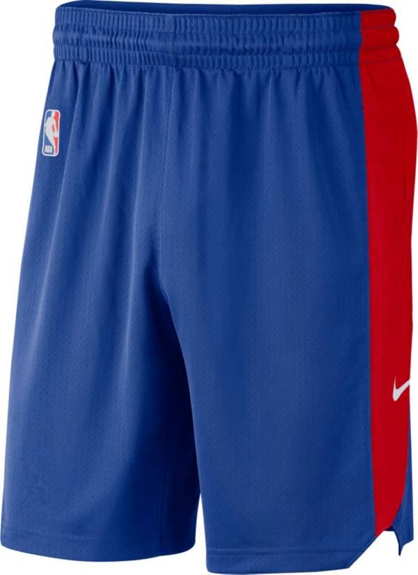 Nike Men's Philadelphia 76ers Dri-FIT Practice Shorts product image