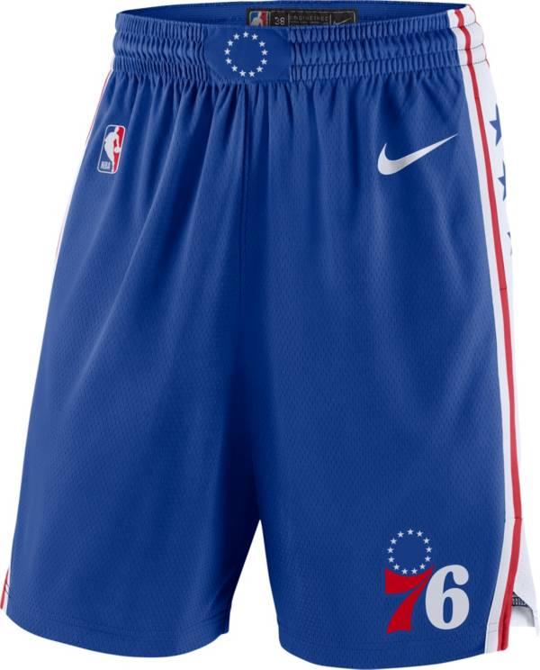 Nike Men's Philadelphia 76ers Dri-FIT Swingman Shorts product image