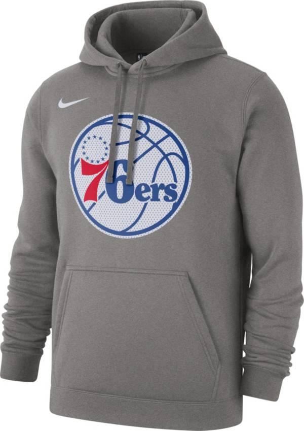 Nike Men's Philadelphia 76ers Pullover Hoodie product image