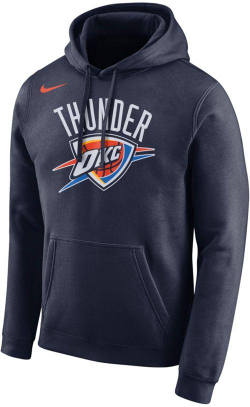 best sneakers cb2b5 97740 Nike Men s Oklahoma City Thunder Pullover Hoodie. noImageFound. Previous
