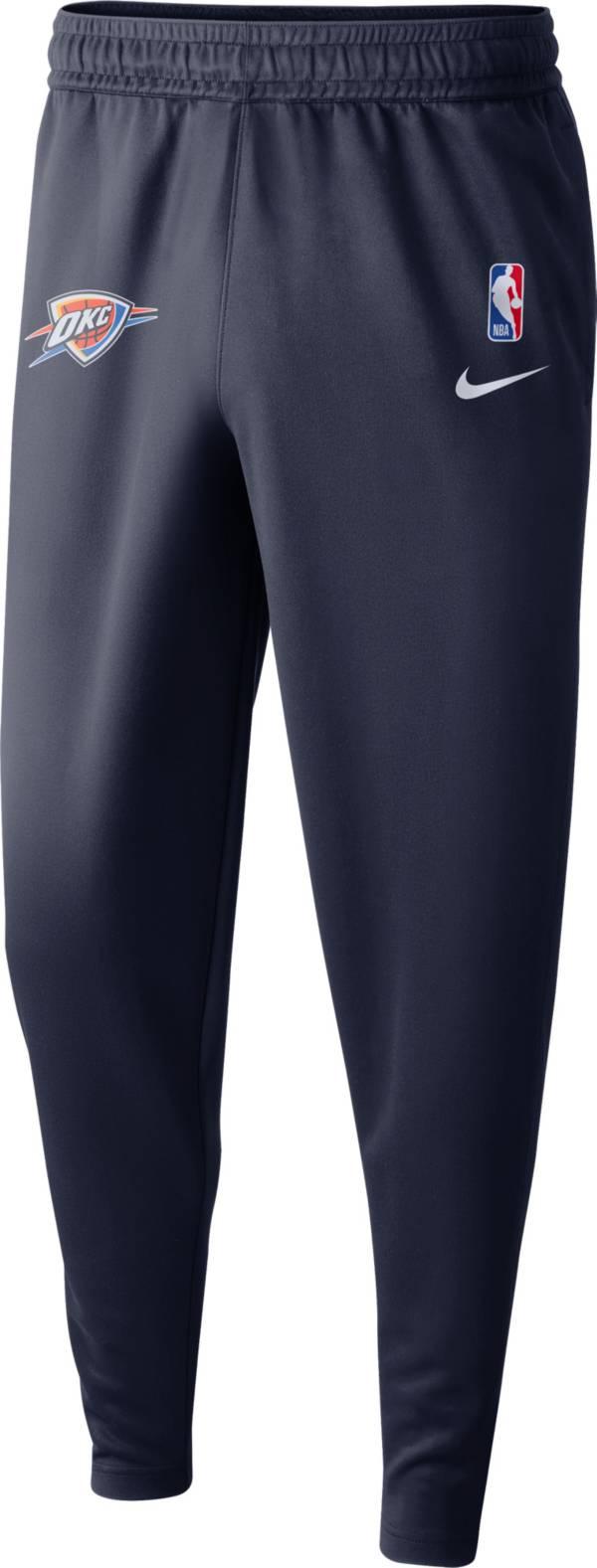 Nike Men's Oklahoma City Thunder Dri-FIT Spotlight Pants product image