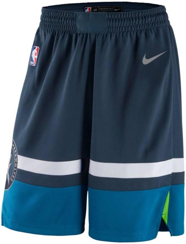 Nike Men's Minnesota Timberwolves Dri-FIT Swingman Shorts product image