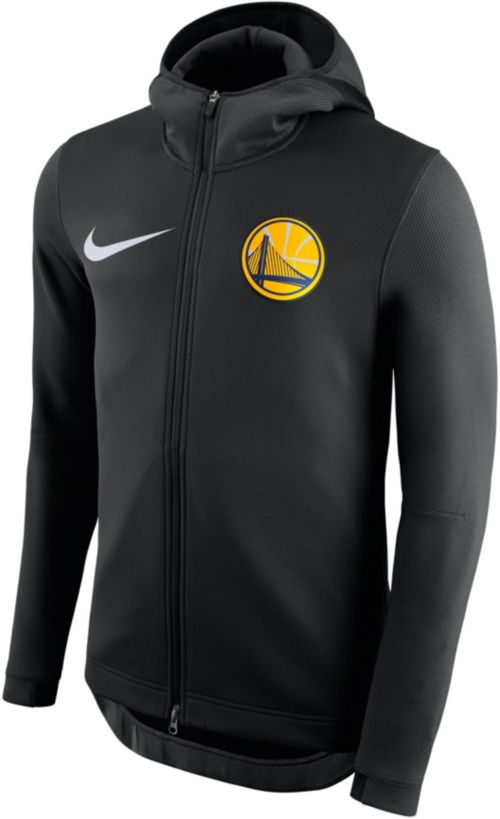 Nike Men s Golden State Warriors On-Court Therma Flex Showtime Full ... dcbf42e201