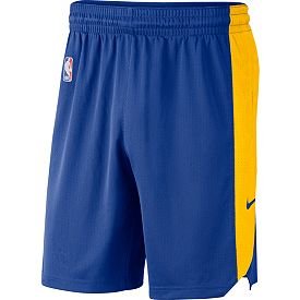 low priced 9072c fc248 Nike Men's Golden State Warriors Dri-FIT Practice Shorts